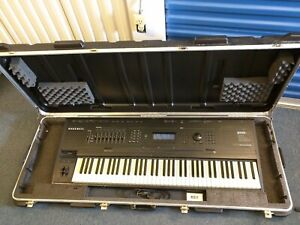 Kurzweil K2500s 76 Key Keyboard VAST Synthesizer Rom Expansion + SKB Case