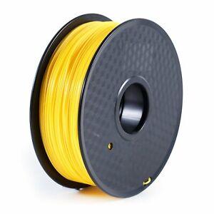 Paramount 3D PLA (Simpson Yellow) 1.75mm 1kg Filament [YRL1018129C]