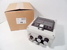 DEFA 701684 Life Boat Electric Central Fuse Box 230V AC 16A /20A IP44 4-Outlets