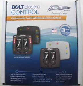 Bennett BCI8000 Bolt Rocker Switch with Tab Indicator 22728