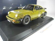 PORSCHE 911 TURBO 3.3 (930) 1977 1/18 NOREV (OLIVE)
