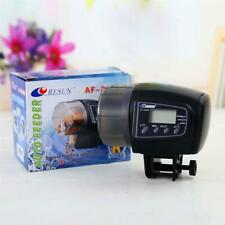 Automatic Fish Food Feeder Timer for Fish Tank Pond Feeding Dispenser