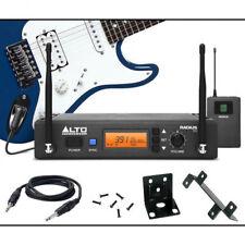 Alto Radius 100m Wireless Instrument System
