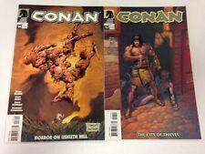 Conan #16 17 18 19 20 21 22 23 24 25 2005 Kurt Busiek Astro City