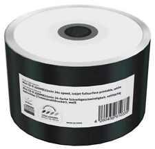 50 x MEDIARANGE pocketsize 8cm STAMPABILI MINI CD vuoto R DISCO CD-R 24X 200 MB
