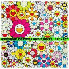 Art Poster 24x36 27x40 Murakami Takashi Japanese Trippy T-745