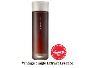 Amore Pacific Vintage Single Extract Essence Green Tea Anti-aging Total Care