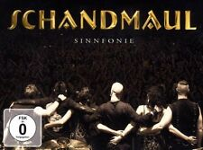 SCHANDMAUL Sinnfonie LIMITED EDITION 2DVD+2CD BOX 2009
