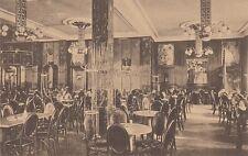 Ansichtskarte Bayern  8900  Augsburg  Cafe Königsblau  1914