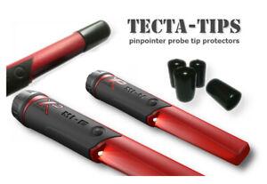 4 TECTA-TIPS Probe Tip Protectors XP Mi4 and Mi6 wireless pinpointers