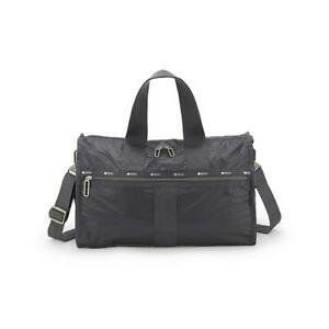 LeSportsac Essential Collection Weekender Duffle Bag in Shadow C NWT