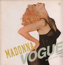 "Madonna Promo 12"" Single Records"