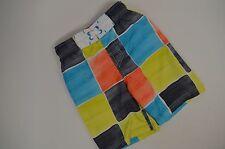 Cherokee Boys XS 4 - 5 Swim Shorts with elastic / drawstring waist EUC