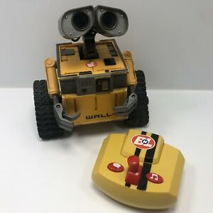 Disney Pixar WALL-E Robot Remote Control Toy Thinkway Toys - NOT WORKING