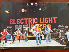 Electric Light Orchestra Poster 1977 Elo E.L.O. One Stop Poster 23 X 35 Rare