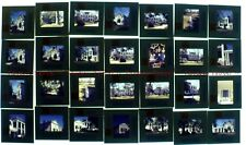 Lot of TWENTY EIGHT 1971 North Carolina HAYES PLANTATION 35mm Slides