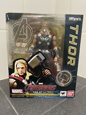 Bandai S.H.Figuarts Age of Ultron Thor (US Seller) Used