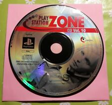 ☆☆ PS1 PSX Playstation Zone Demo CD Vol. 10 - Silent Hill - RARE [Disc only] ☆☆