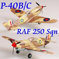 Easy Model 1/72 RAF P-40B/C Tomahawk 250th Sqn 11B 1941 North Africa #37208