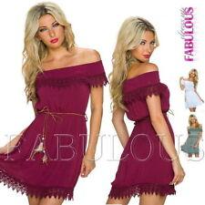Unbranded Viscose Evening Regular Size Dresses for Women