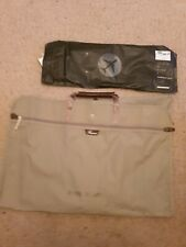 light flight  Luxury  Clothes Carrier Cover Garment Bag.new