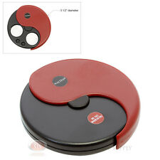 Pocket Magnifier 5X through 12X Magnifying Glass Waltex