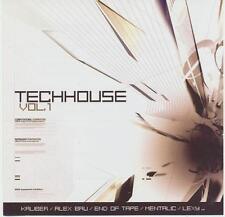 Techhouse = Koze/KADEN/BAU/Eulberg/calibro/mentalic/Lexy... = 2cd = groovesdeluxe!
