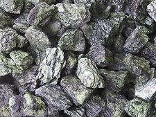 1/2 LB SERPENTINITE Bulk Rough Rock Stones COLORFUL 1100+ CARAT
