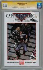 CAPTAIN AMERICA #25 2ND PRINT CGC 9.8 SIGNATURE SERIES SIGNED JOE SIMON MOVIE 3