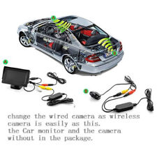 SET Video-Transmitter für Rückfahrkamera Chinch Funk Sender/Empfänger