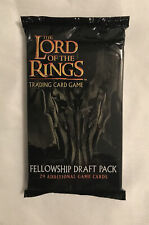 Lord of the Rings Trading Card Game LOTR TCG Fellowship Draft Pack - 29 cards