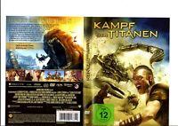 Kampf der Titanen - Sam Worthington DVD