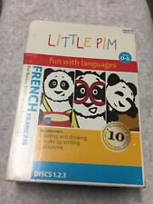 Little Pim French for Children- Discovery Language Set by