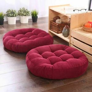 RoThick Chair Cushion Printed Seat Pad Office Dining Yard Patio Home Decor