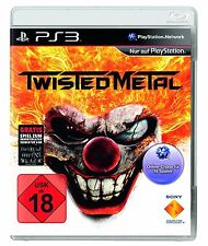 Sony PS3 Playstation 3 Spiel ***** Twisted Metal *********************NEU*NEW*18