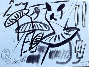 drawing modern art, Man Ray
