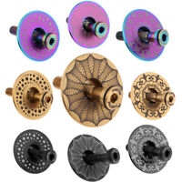 Titanium Alloy MTB Bicycle Bike Cycle Cycling Stem Headset Top Cap Cover M6