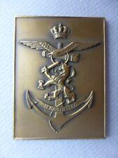 12- MEDAILLE COMMEMORATIVE JE MAINTIENDRAI FORCES ARMEES NEERLANDAISES GRATITUDE