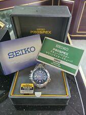 Seiko Prospex Marine Master 5m65 Titanium
