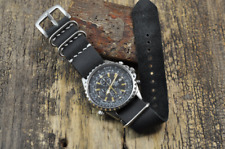 NATOSTRAP Handmade Leather Watch strap 16mm 18mm 20mm 21mm 22mm 24mm watch band