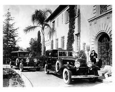 1930 Cadillac V16 Photo Poster Opera Madame Ernestine Schumann Heink zub2618