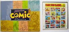 American Comic Strip Classics Book with 20 Postage Stamps U S Postal Service