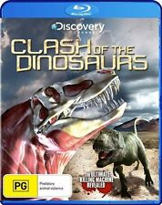 Clash Of The Dinosaurs (Blu-ray, 2011)