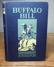 Buffalo Bill - Johnston, Ralph - 1938 - VG+ HC James Michener