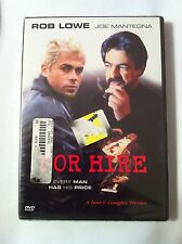 For Hire (DVD, 2003) Rob Lowe NEW SEALED