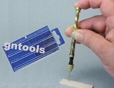 Job Lot 20x Archimedes Twist Push Drill & 20x 20PC Micro Drills 40 Items Total