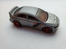 Hot Wheels 2008 Lancer Evolution (Gray) - LOOSE!