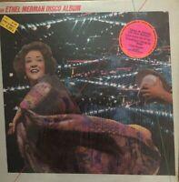 The Ethel Merman Disco Album ~ Vinyl LP 1979 Mint Condition