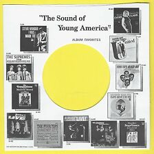 MOTOWN (young sounds) REPRODUCTION RECORD COMPANY SLEEVES - (pack of 10)