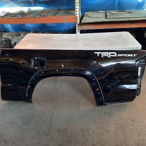 2016-2020 TOYOTA TACOMA LEFT DRIVER SIDE REAR LONG BED PANEL OEM/USED